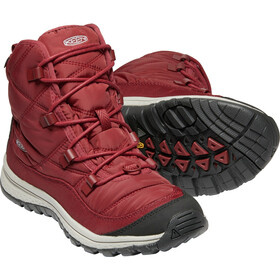 Keen Terradora Ankle WP Shoes Women merlot/raven